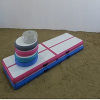 Training set plus, gymnastic tumble landing air track, air floor, GYM Mat,Gymnastics Tumbling Mat 300cm to 600cm