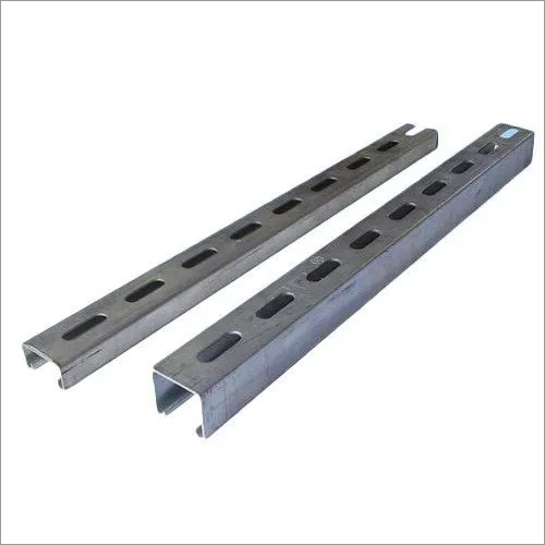 Galvanized Slotted C Channel