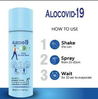 Alocovid-19 Sanitizer Spray