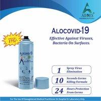 Alocovid-19 Sanitizer Spray