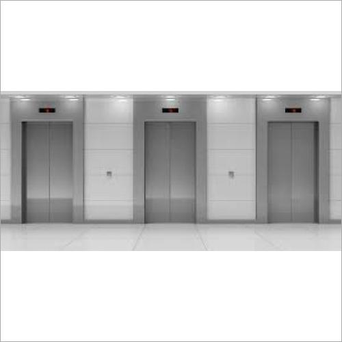 Metal Elevator Door