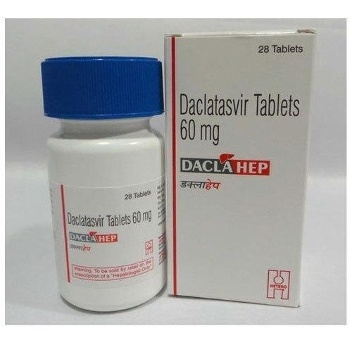 Daclahep 60mg Tablets