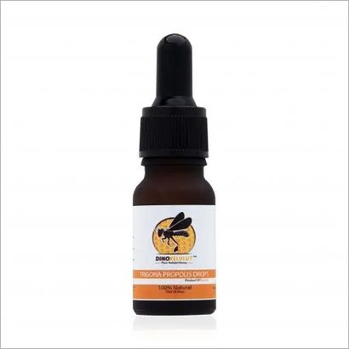 10 Ml Dino Kelulut Honey Propolis Drops Shelf Life: 2 Years