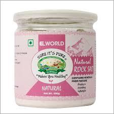 500gm Natural Rock Salt