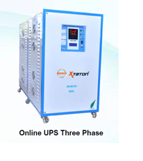 Online UPS Three  Phase