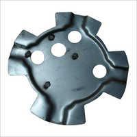 Industrial Sheet Metal Bracket