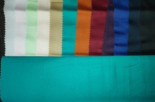 Plain Dyed Satin Fabric