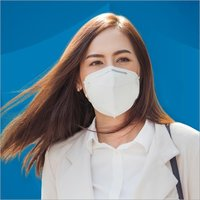 Comfortable Ear Loop Protective Face Mask