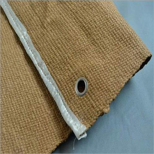 Ceramic Vermiculite Coated Cloth