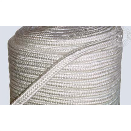 Fiber Glass Square Braided Rope