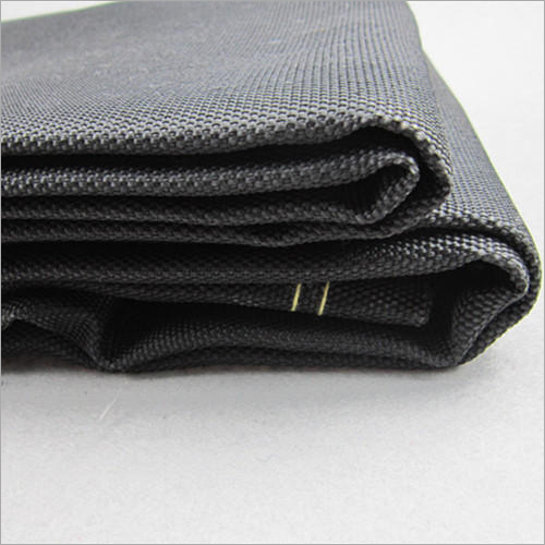 Black Coated Glass Fiber Cloth