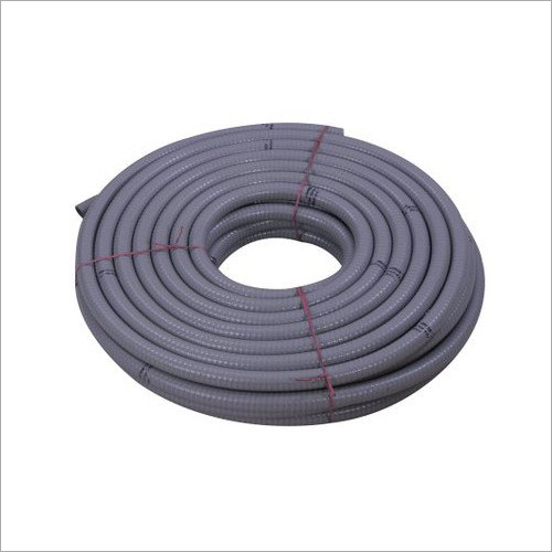 Heavy Duty Grey PVC Suction Hose