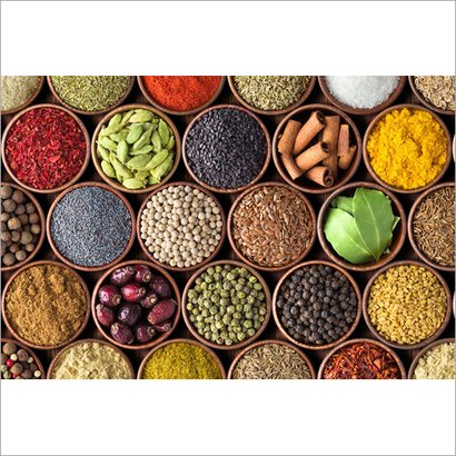 Dried Raw Spices