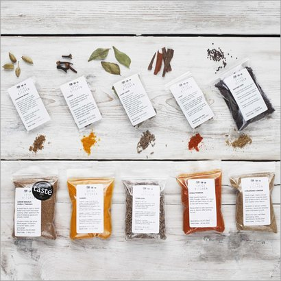 Dried Indian Spices