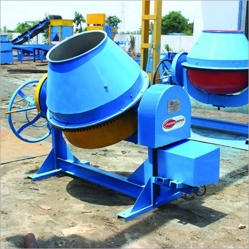 Concrete Mixer Stand Type