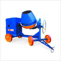 Concrete Mixer Machine Wheel Type