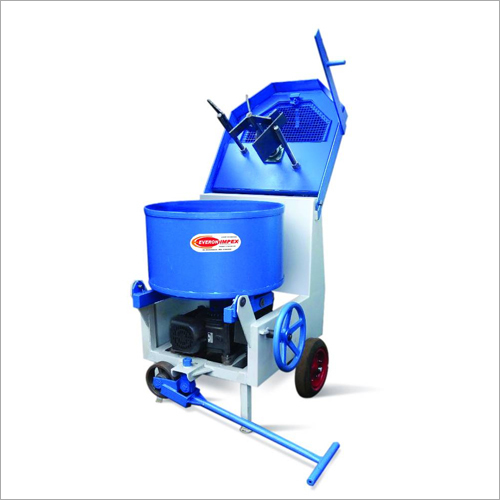 Pan Type Concrete Mixer Muller