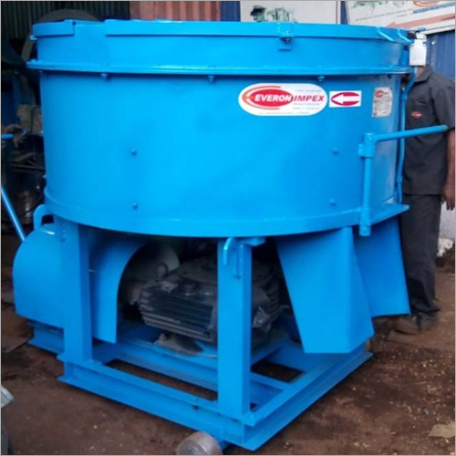 Pan Mixer Roller Type(Side Door Open)
