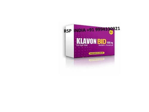 Klavon-bid 1000 Mg 14 Film Tablet