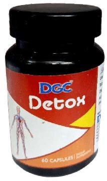 DGC DETOX CAPS