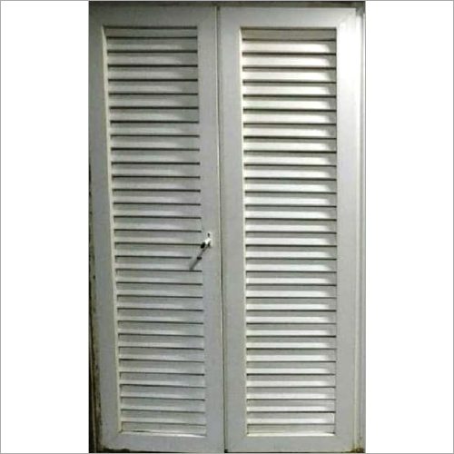 UPVC Louver Door