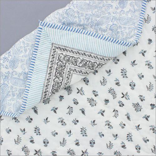 Butta Print Summer Quilt