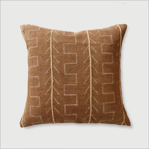 African Mud Cloth Cushion Cover