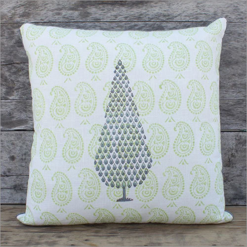 Cypress Green Cushion Cover