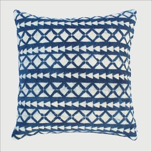 18 X 18 inch Geometric Print Cushion Cover