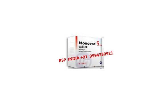 Monovas 5 Mg 90 Tablet