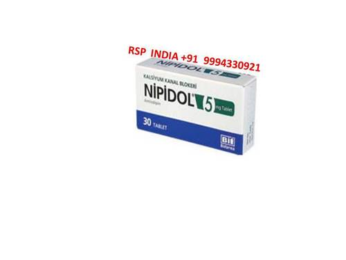 Nipidol 5 Mg 30 Tablet