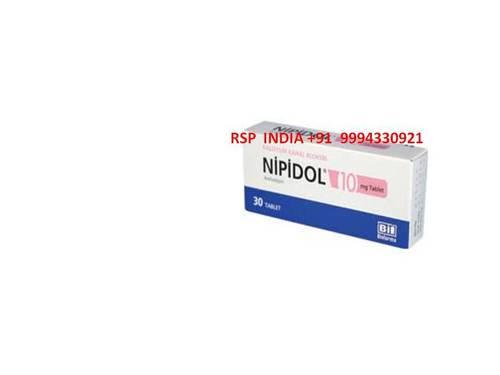 Nipidol 10 Mg 30 Tablet