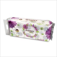Primaxx Premium Quality Toilet Paper Roll (3 Ply) 10 In 1 Pack