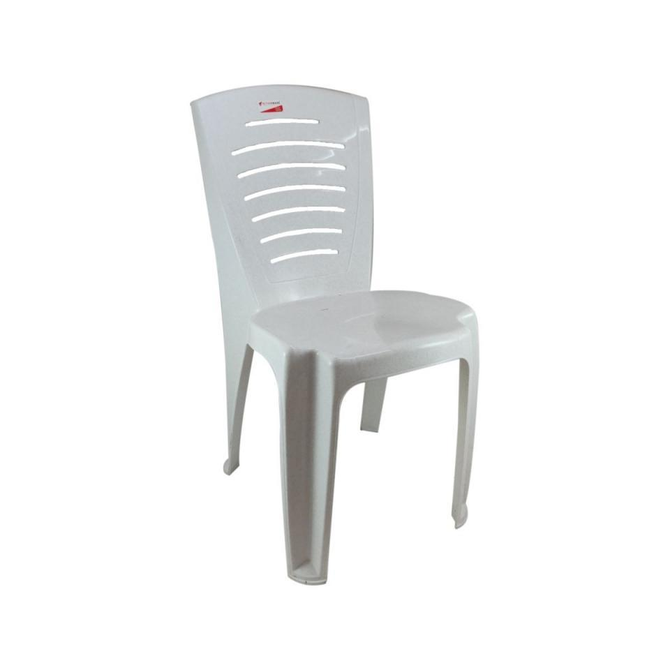 Omega Armless Chair