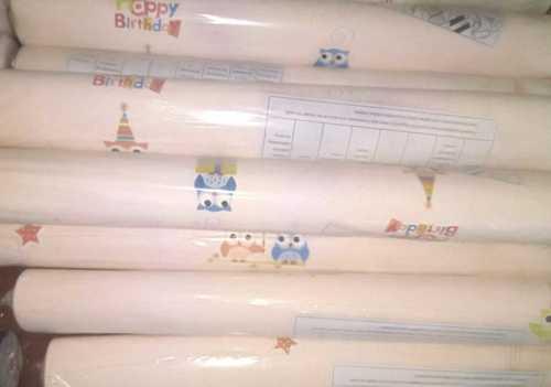 Pvc Kids Wallpaper
