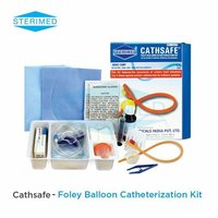 Foley Balloon Catheterization Kit Cathsafe