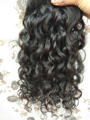 Indian Natural Deep Curly Hair