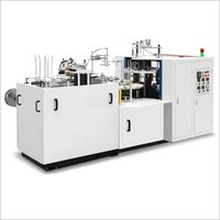 70 High Speed Fully Automatic Paper Cup Making Machine