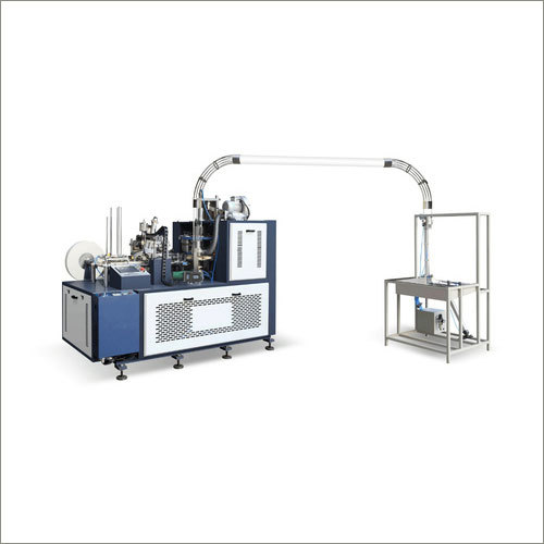 High Speed Fully Automatic Paper Cup Making Machine