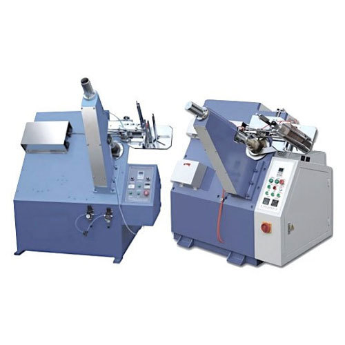 Automatic Paper Cake Tray Forming Machine