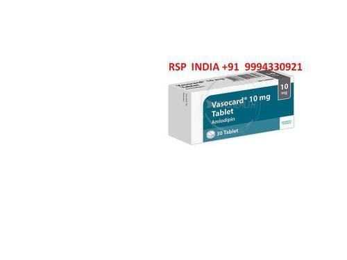 Vasocard 10 Mg 30 Tablet