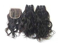 Raw Wavy Human Hair