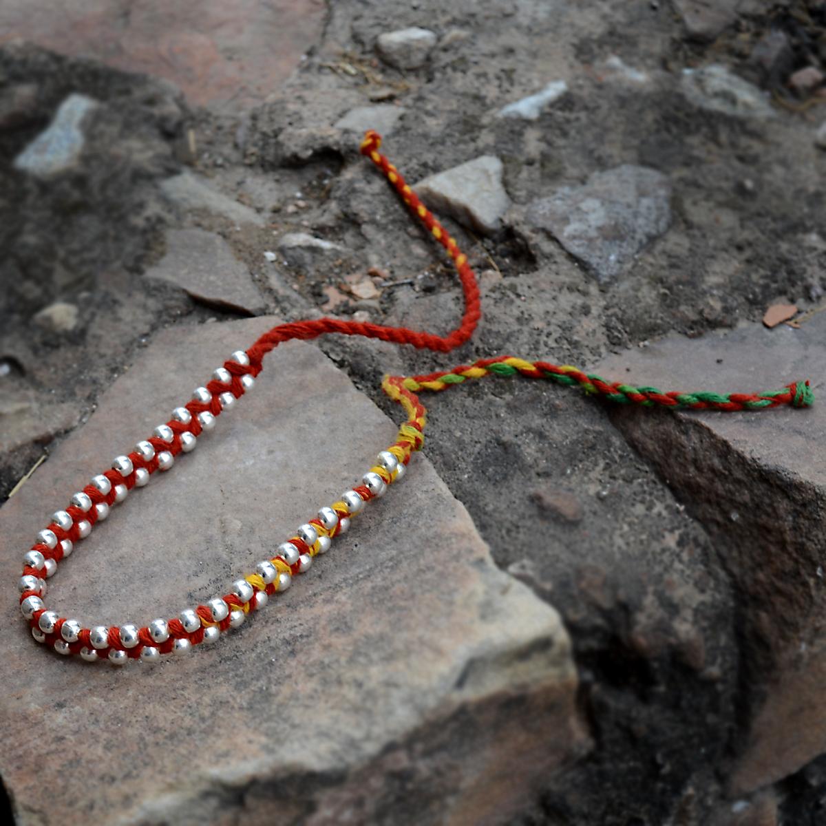 Silver Thread Bracelet PG-156378