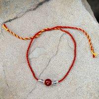 Carnelian & Crystal Quartz Bracelet PG-156379