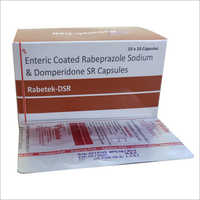 Enteric Coated Rabeprazole Sodium And Domperidone SR Capsules