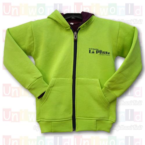 Fleece Zipper Jacket