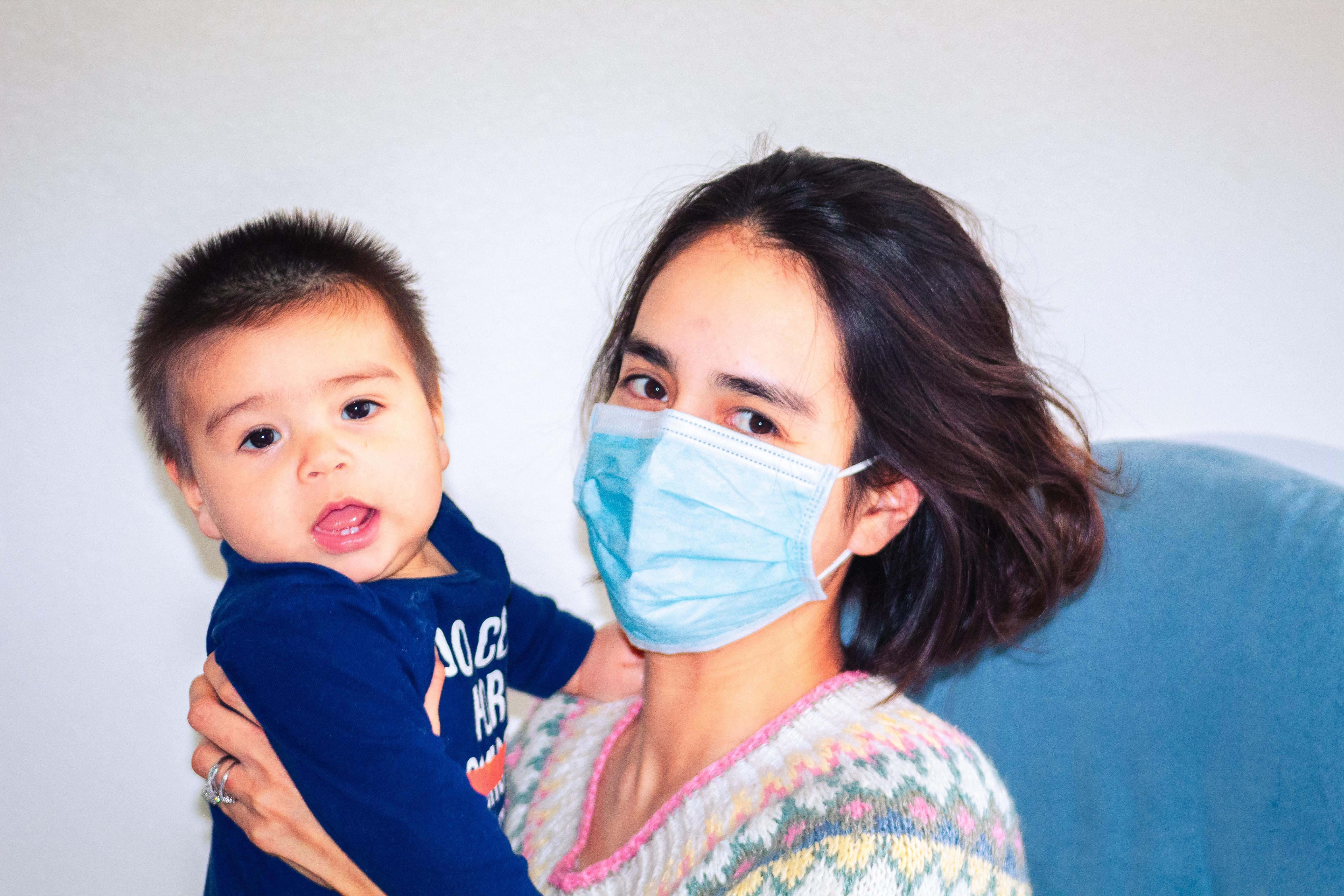 PU Foam Surgical Mask