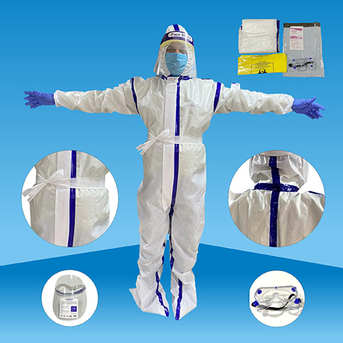 Pesonal Protection PPE Kit