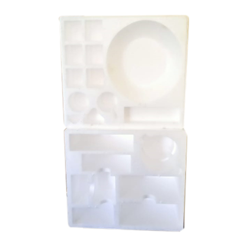 Thermocole Dinner Set Packaging