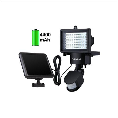 60 LED Solar Motion Sensor Outdoor Lamp(Black)